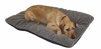 Perros térmica cama marrón 70 X 100 CM