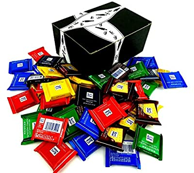 Ritter Sport Mini Chocolate Squares, 2 lbs in a Gift Box