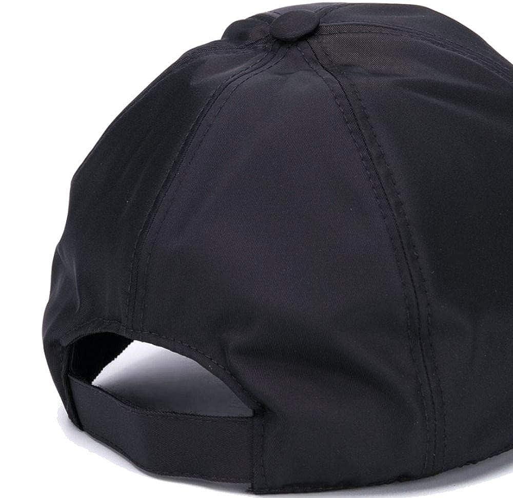 Prada 2HC1792EK1F0002 - Sombrero de Poliamida para Hombre, Color ...