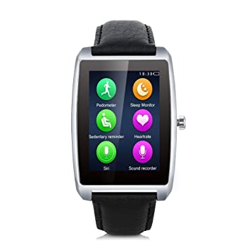 """Cosmo Zeblaze Montre Connectée Bluetooth Montre Intelligent (écran 1 61"""" Bluetooth synchronisation d"""
