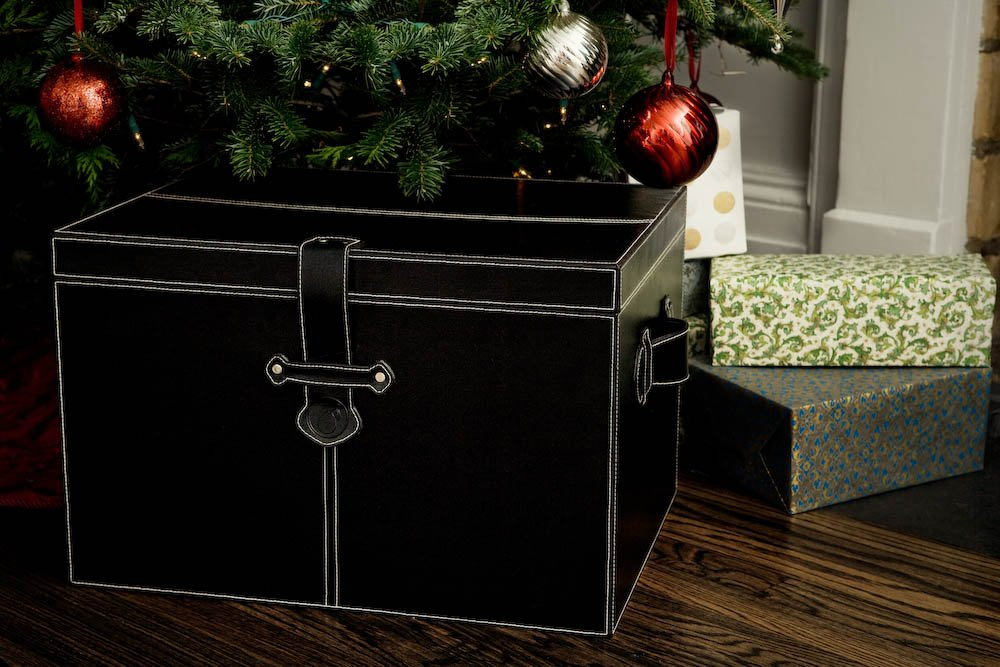 Keepsake Ornament Storage Chest by Sterling Pear by Sterling Pear (Image #7)