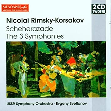 Rimsky Korsakov - oeuvres orchestrales - Page 3 61TELc-xWSL._SY355_