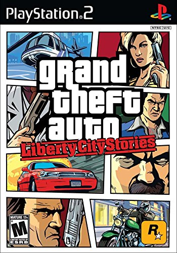 Grand Theft Auto  Liberty City Stories   Playstation 2