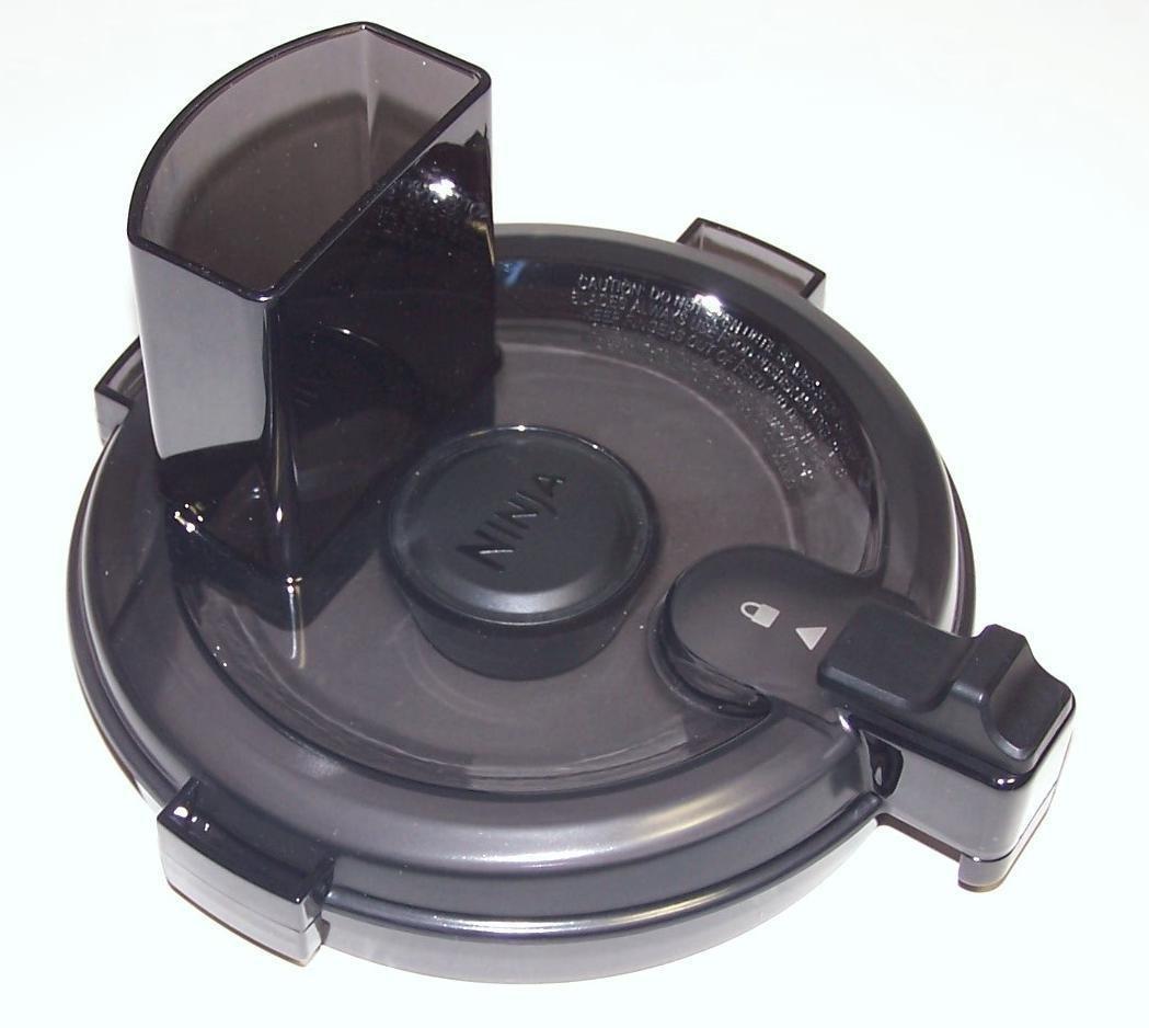 NEW Ninja Feed Chute Locking Lid Only for 64 oz Bowl Ninja BL820 Ultima Blender