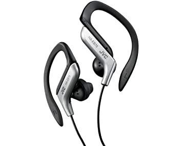 JVC HA-EB75-S-E - Auriculares de clip, plateado: Amazon.es ...