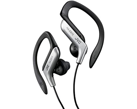 b9da3e4ebd2 Image Unavailable. Image not available for. Colour: JVC HA-EB75 In-Ear  Sweat Resistant Sports Headphones ...