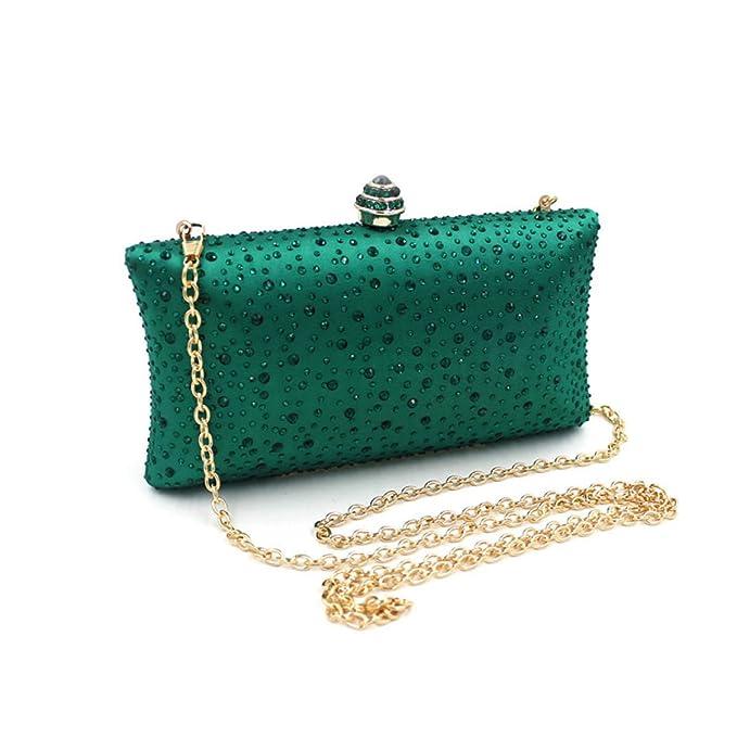 Luxus Heiße Diamant-Dinner-Paket Diamant Handtasche Tasche Handtaschen Handtaschen,4-OneSize Laidaye