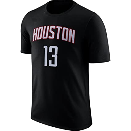 Outerstuff James Harden Houston Rockets Youth Black Name and Number Player T -Shirt Small 8 a24848895