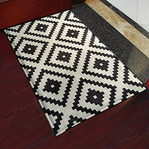 Top 5 Best Kitchen Mats And Rugs Black And White For Sale