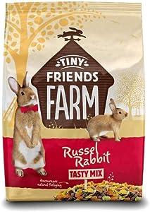 Supreme Petfoods Russel Rabbit Muesli, 850g, Pack Of 6