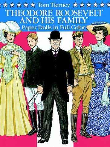 His Family Paper Dolls - 6