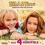 Kinofilm-Fan-Collection (Bibi & Tina - Das Original-Hörspiel zum Film 1-4) | Bettina Börgerding