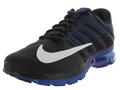 info for 72019 19f2f Nike Men s Air Max Excellerate 4 Black White Gm Royal DP Ryl BL