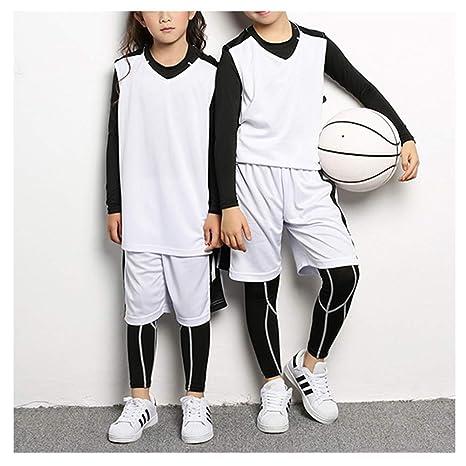 STARINN - Conjunto de Camiseta de Baloncesto para niños y ...