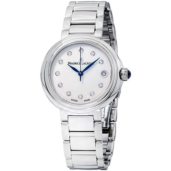 Maurice Lacroix Fiaba Round FA1007-SS002-170-1 Reloj de ...