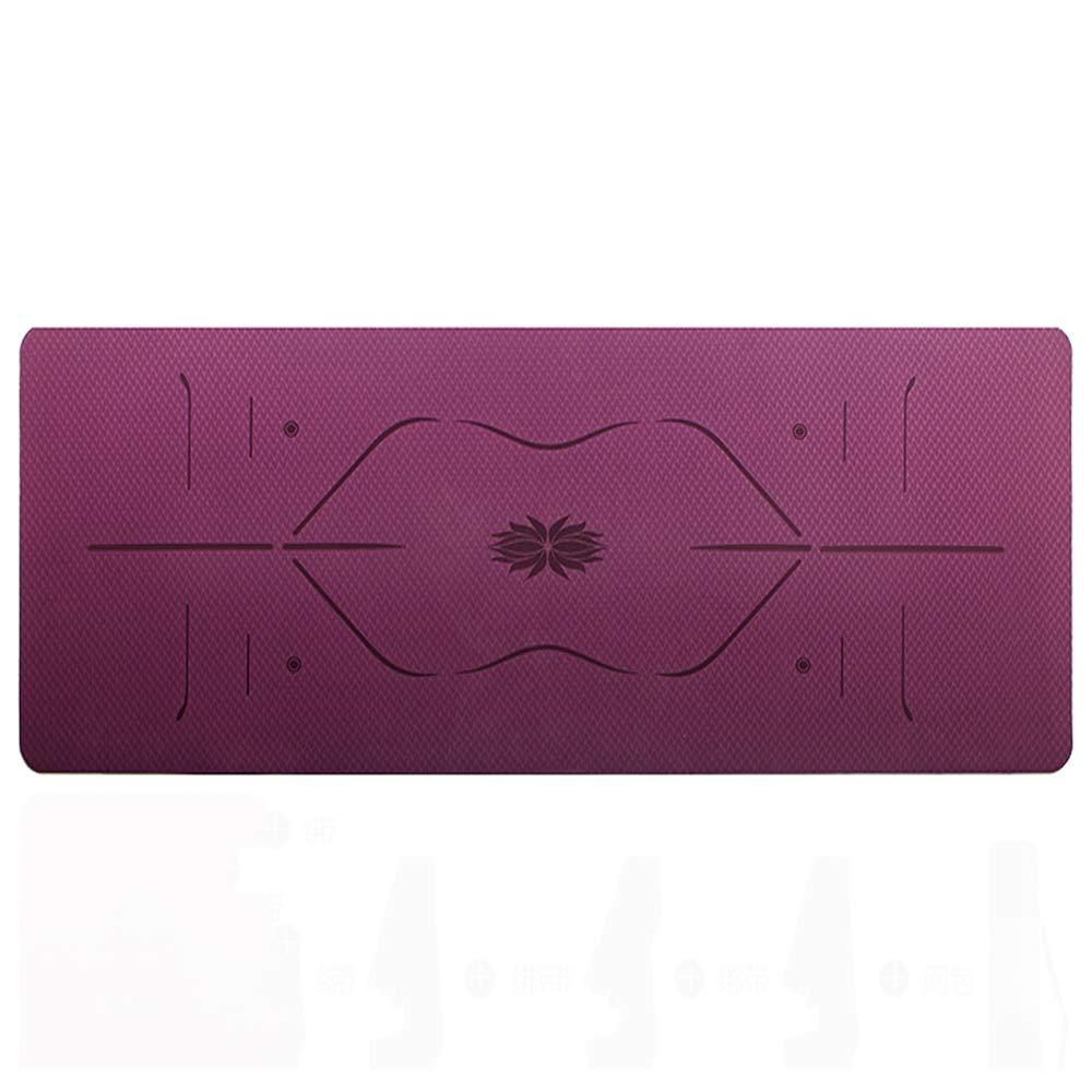 Amazon.com : XRLK Yoga Mat All-Purpose 1/4in Extra Thick ...