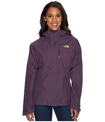 1584f98e9 The North Face Dryzzle Jacket Dark Eggplant Purple Womens Coat Gore Tex  Rain Jacket