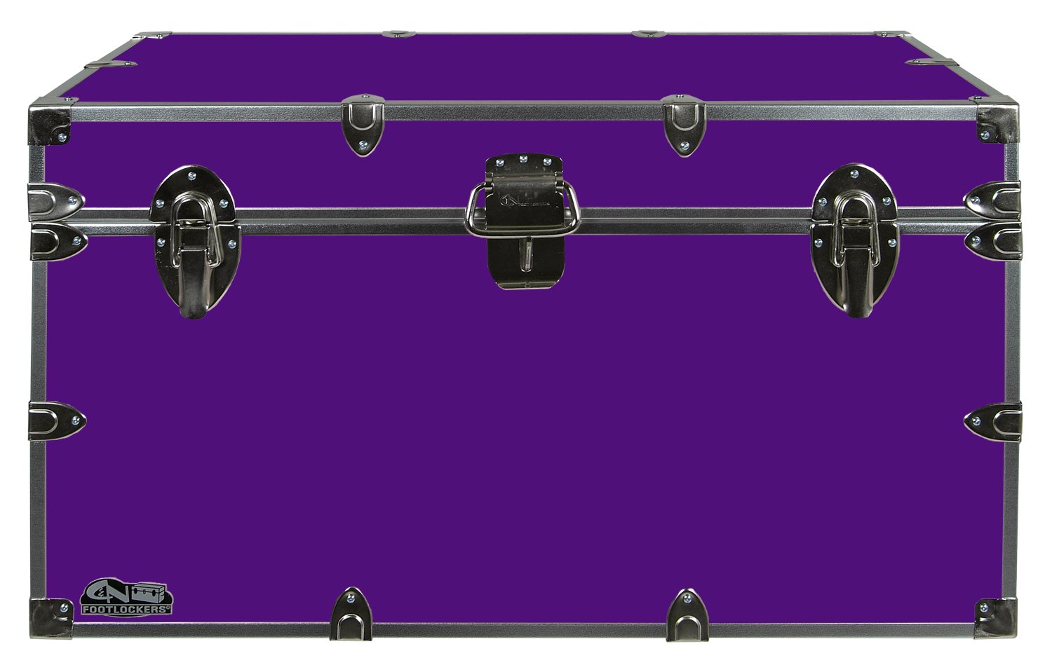 c08a33982cae5 Amazon.com: Graduate Footlocker Trunk 32x18x18.5