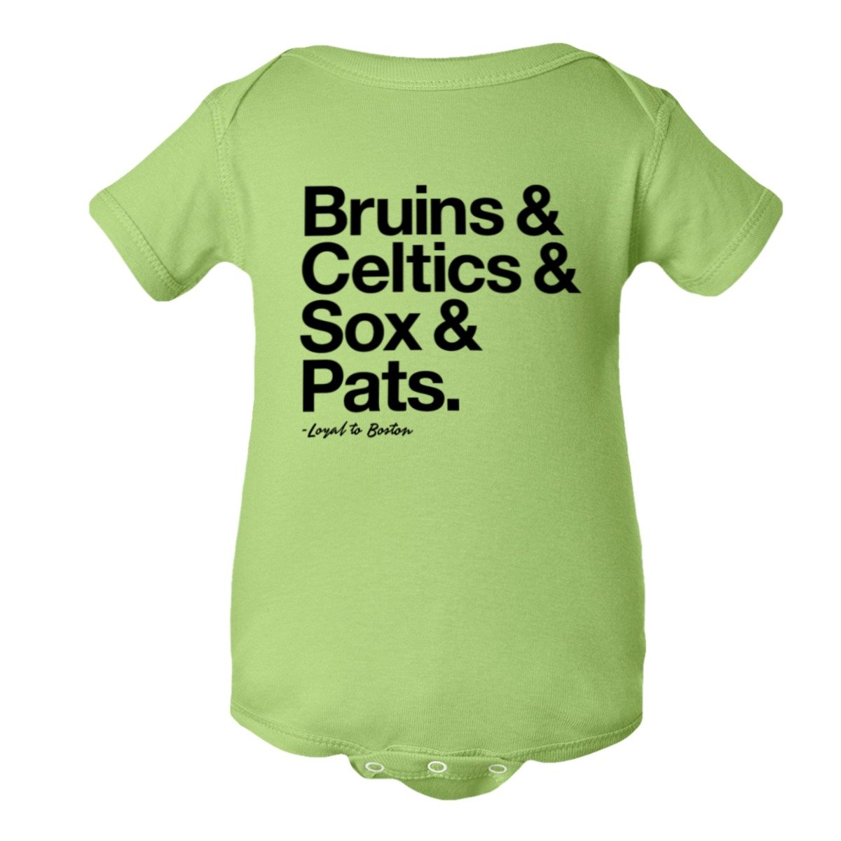 Rompers Boston Celtics Baby Girl Cute Set of 3 Pink Creepers