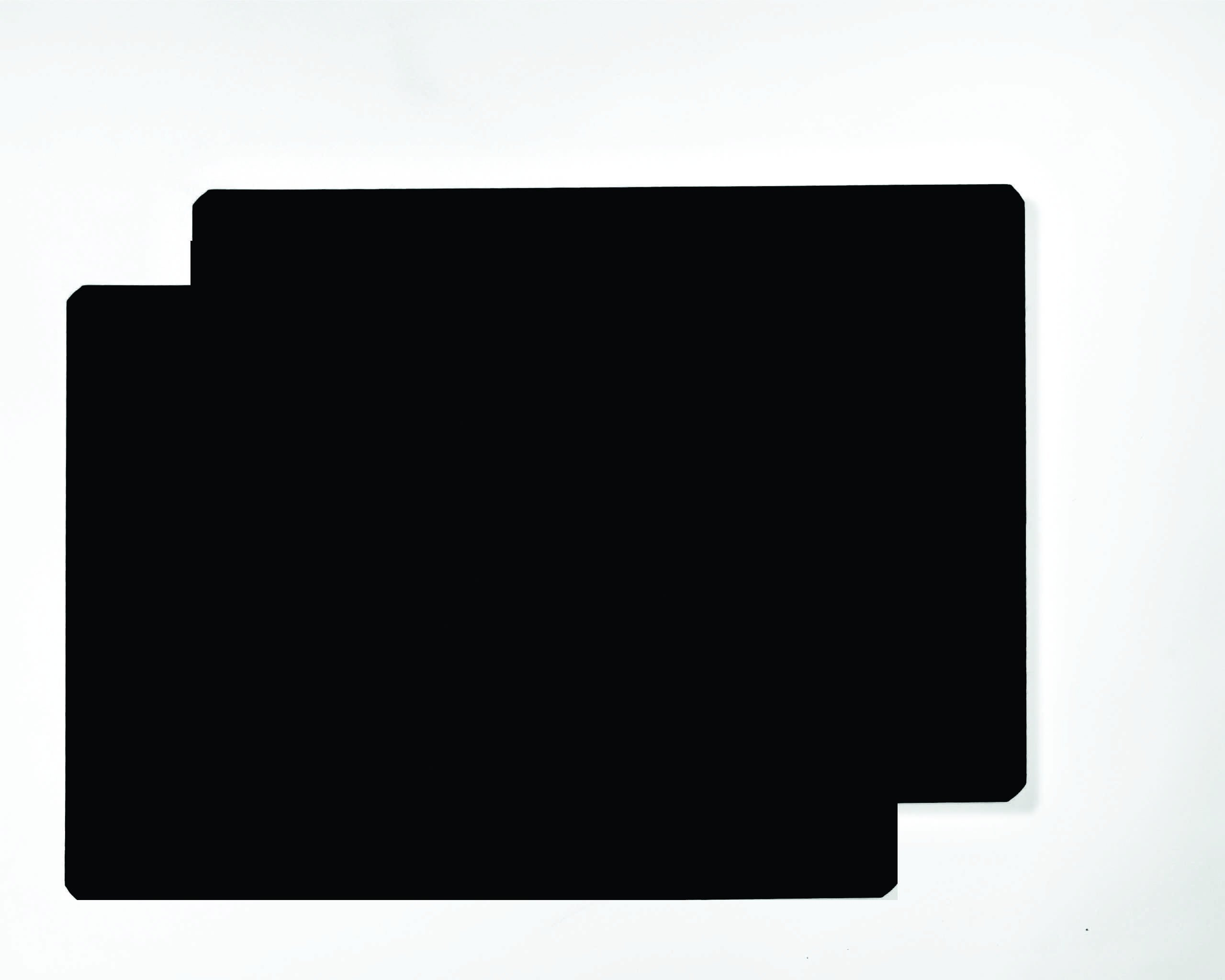 2-12'' X 24'' 30 MIL Black Vinyl CAR Sign Blanks