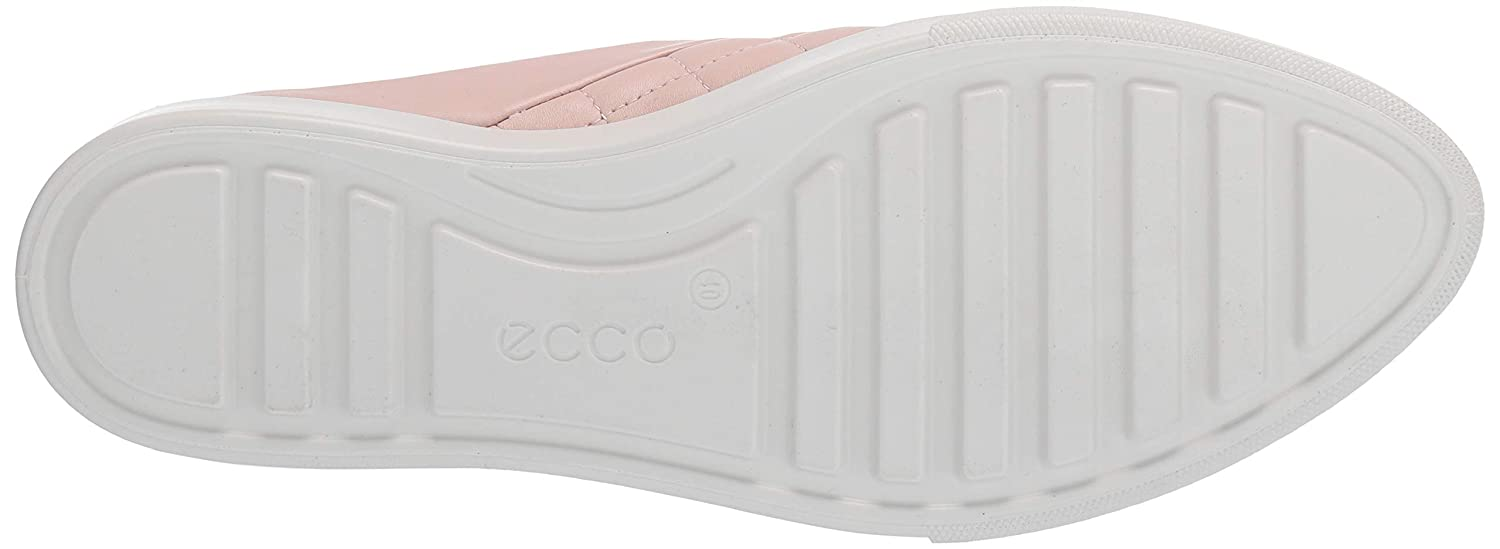 ECCO Womens Gillian Quilted Slide Mule