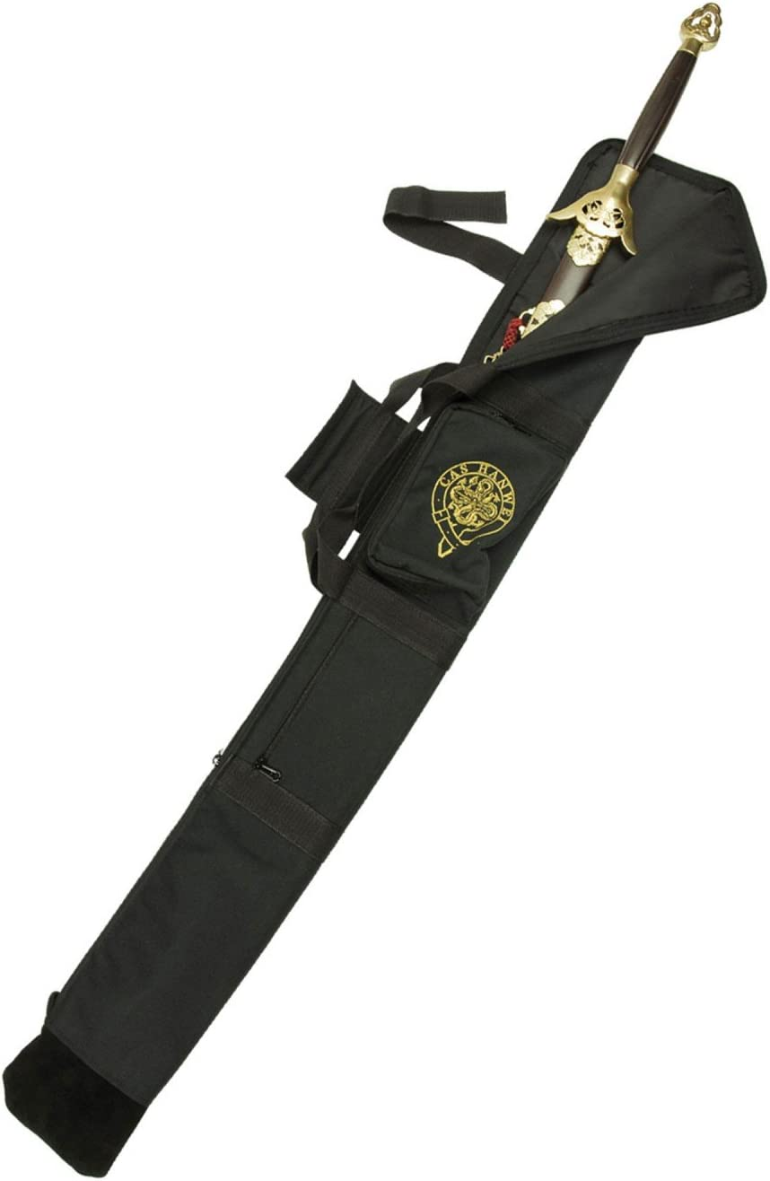 Hanwei oh2280 Bolsa para Jian de espada Espada Soporte Bolsa de transporte para espadas Katana Bokken: Amazon.es: Deportes y aire libre