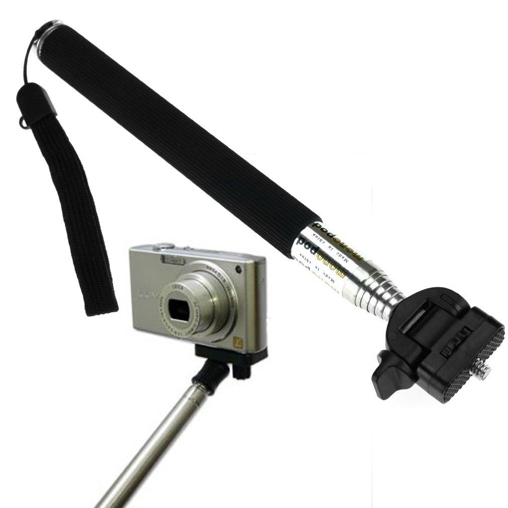 伸縮拡張ポールミニチュアカメラ一脚Fits GoProビデオカメラ1 / 4   B01N2AKSPN