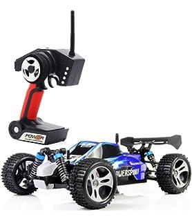 RC CAR, TOZO C1025 Haute Vitesse 32MPH 4x4 Course Rapide Voitures 1 18 RC 21587bf4f346