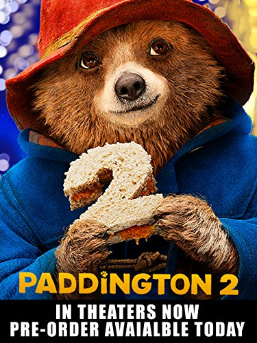 Paddington 2 (Blu-ray + DVD + Digital Combo Pack)