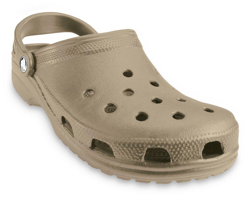 crocs Classic, Unisex-Erwachsene Clogs Khaki 2018 Letztes Modell  Mode Schuhe Billig Online-Verkauf