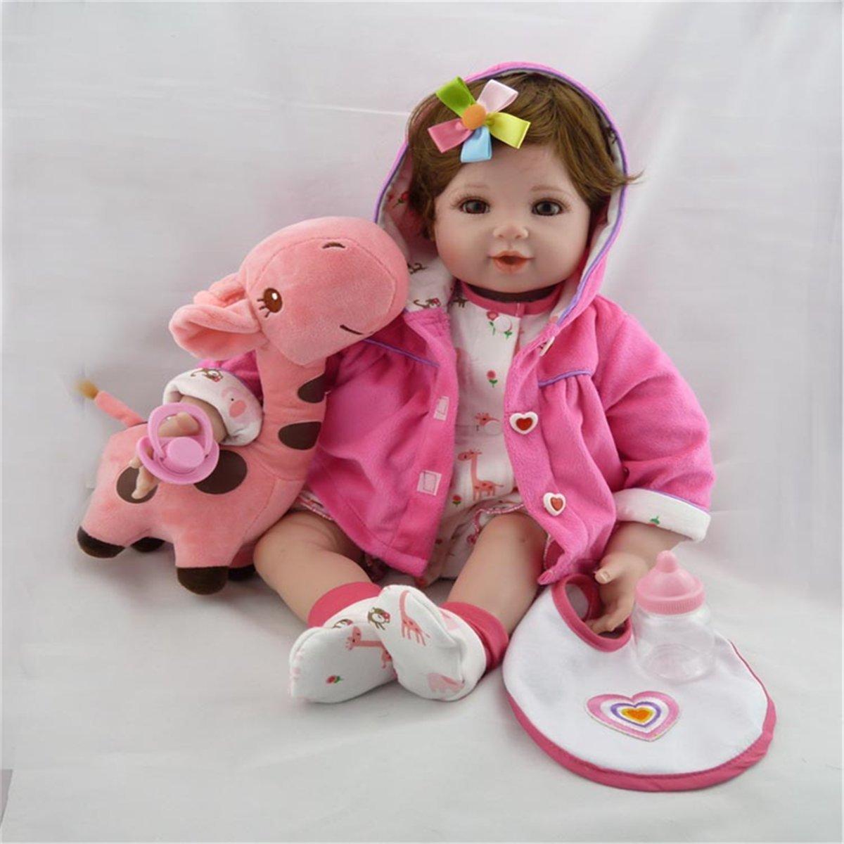 0bc99a36f ... Bebe Reborn Manu Detalhes Reais Barata No Elo7 Ateliê Ana D ·  SuuforestNET 11inch African Reborn Baby Doll ...