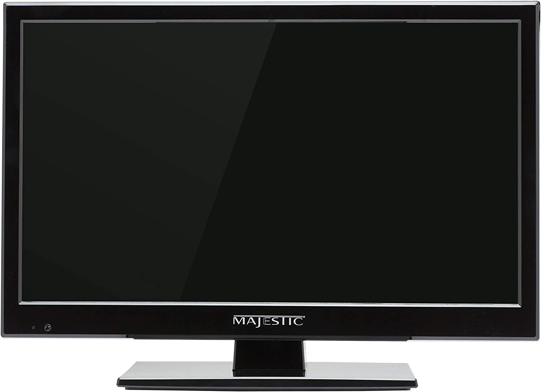 Televisor LED HD 12 V de Majestic versión 15,6 pulgadas HD 12 V LED TV: Amazon.es: Electrónica