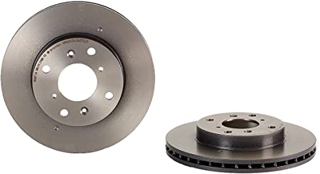 Brembo 09.6753.21 UV Coated Front Disc Brake Rotor
