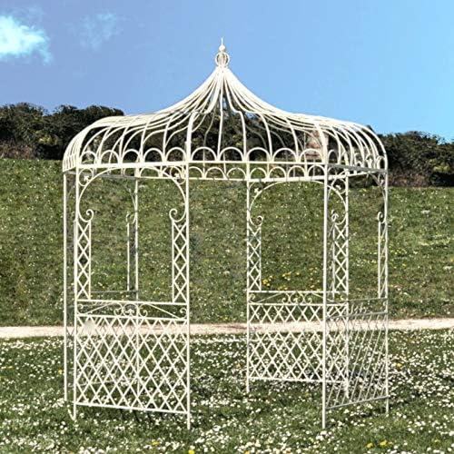chemin_de_campaña - Cenador de jardín (Hierro de Hierro Redondo ...