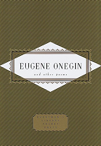 Eugene Onegin and Other Poems (Everyman's Library Pocket Poets Series)