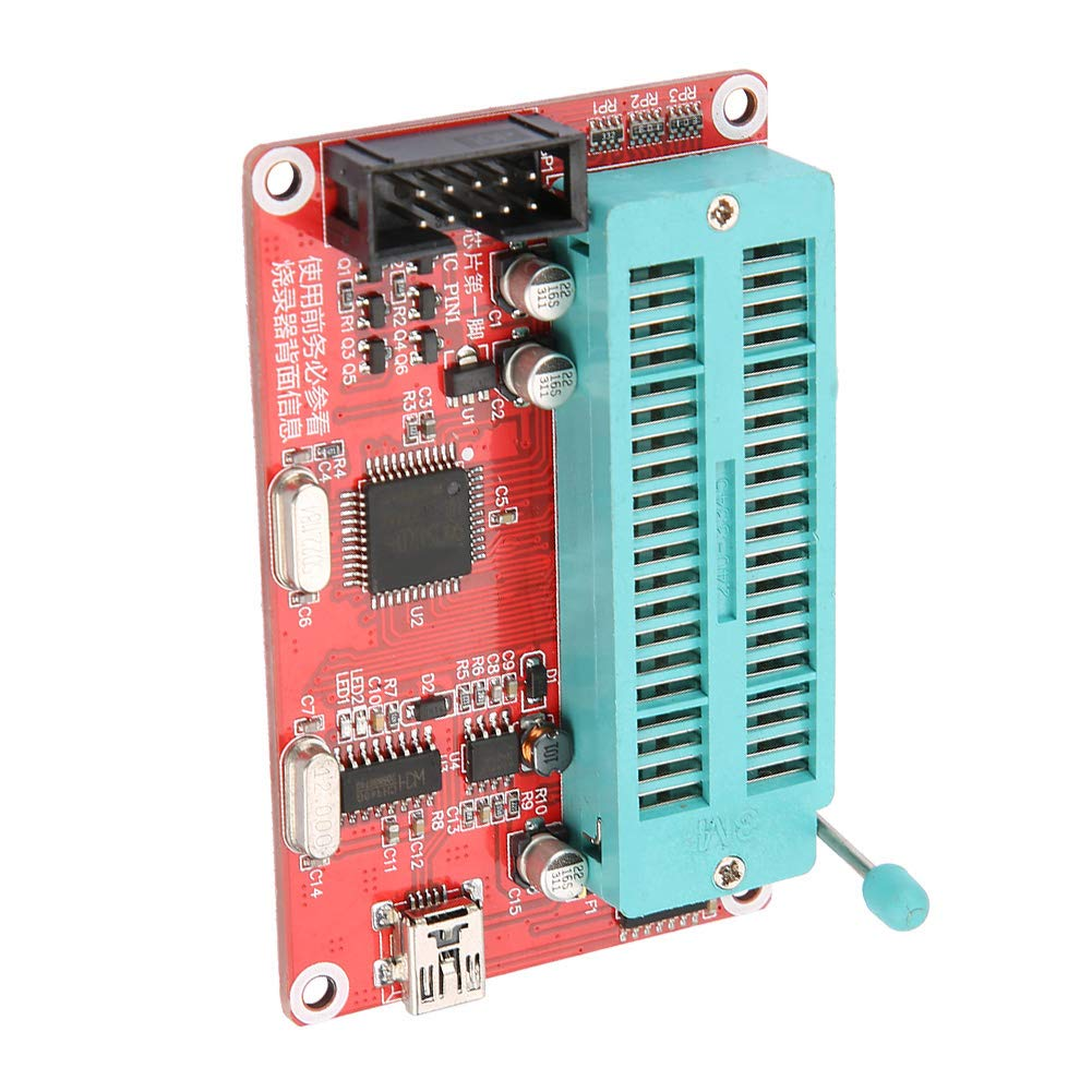 Universal Bilingual USB Programmer Burner Chip for USB1.1 Or USB2.0 Communication All Kinds of Computer Operating System