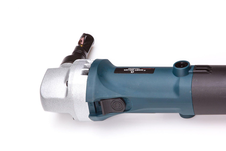 Blechnibbler Blechknabber Blechschere 5mm 2x Stempel und Matrize Falon-Tech N-BLACH-EL+SM