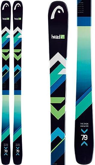 Cabeza (esquí alpino): descrición e opinións