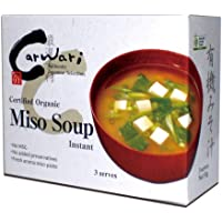 Carwari Organic Instant Miso Soup 51 g