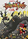 Heroic Pizza, Tome 5 : Pigeons et Dragons par Rogeret