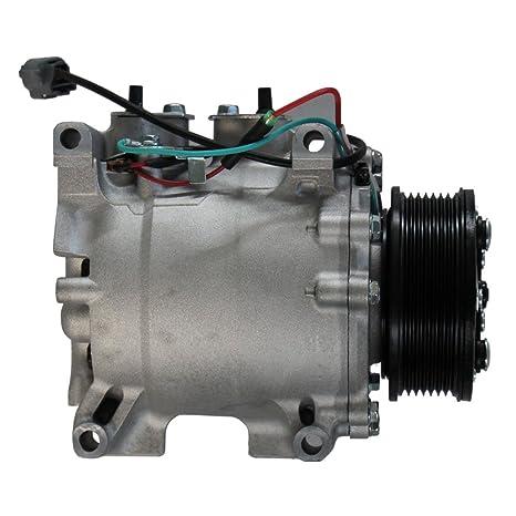 Millón de piezas Compresor de aire acondicionado para Acura RSX 2002 – 2006 Honda Civic 2002