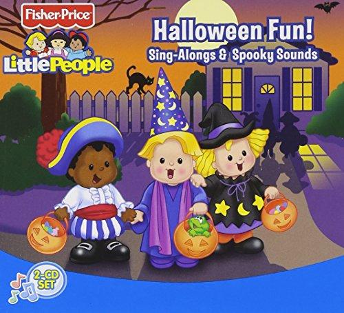 Halloween Fun! Sing Along & Spooky Sounds /2Cd -