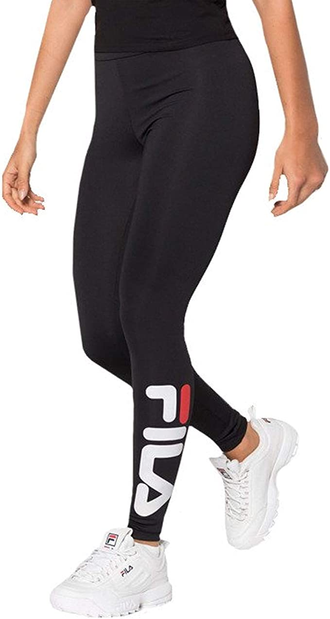 Fila Leggings Fille 687206 Kids Flex 002 Black