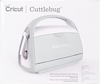 Cricut Cuttlebug Embossing And Die-Cutting Machine