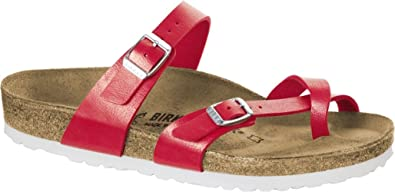 Birkenstock mayari sandals size 38 7 pink