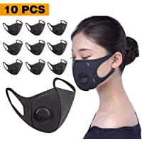 ghfgh 100 pc breathable gauze disposable face masks