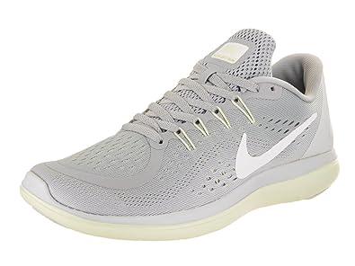 8f3d76e70f59 Nike Women s Flex 2017 RN Running Shoe  Amazon.co.uk  Shoes   Bags