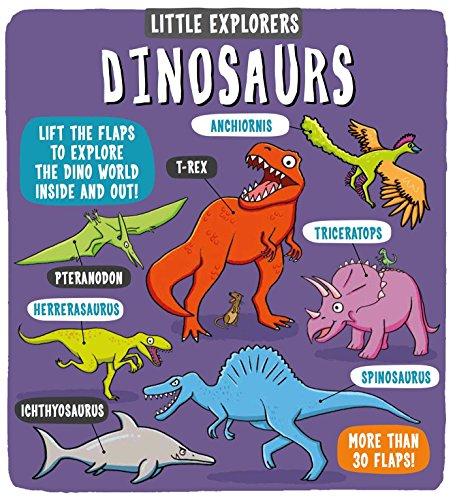 (Little Explorers: Dinosaurs)