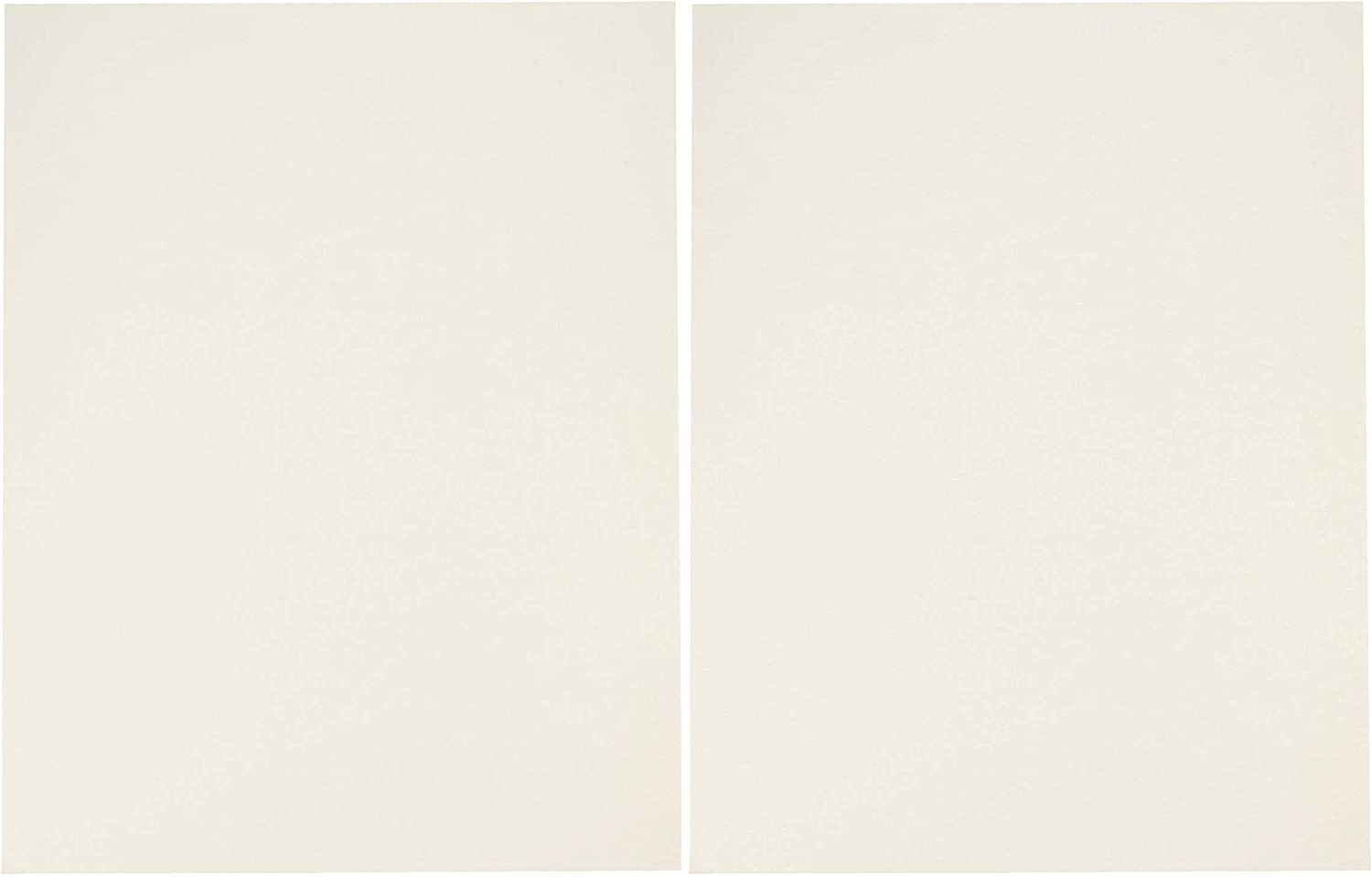 White 11 x 14 Inches School Smart Poster Board Fоur Paсk Pack of 25-1371698