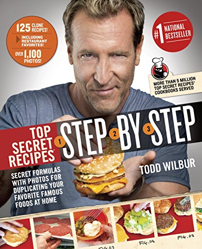 Top Secret Recipes Step-by-Step: Secret Formulas with